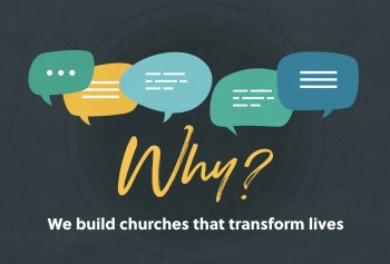 We Build Churches That Transform Lives