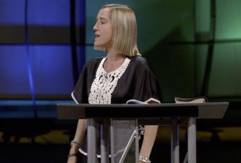 Christine Caine - Leading  on the Edge of Hope
