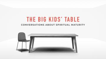Conversations About Spiritual Maturity - Part 1 - The Call
