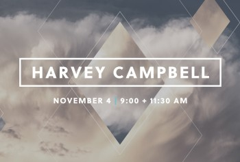 Guest Speaker | Harvey Campbell